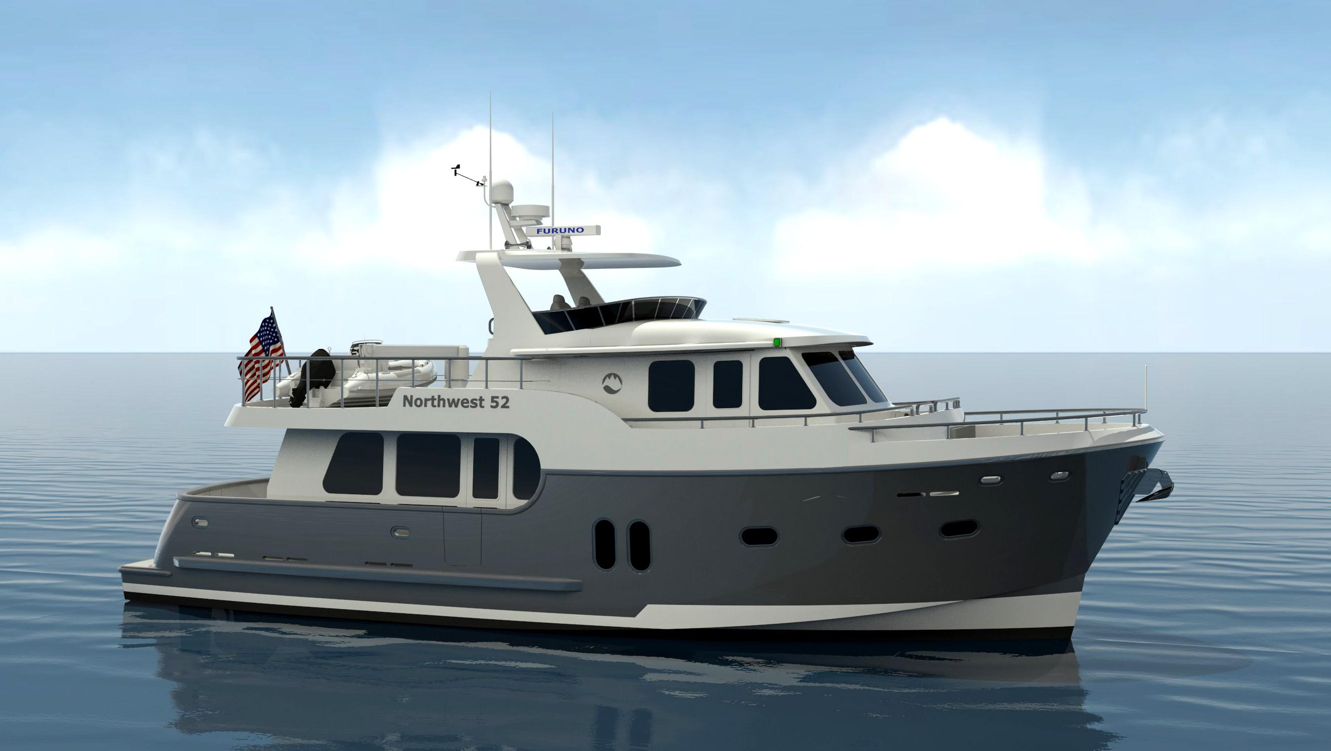 2019 Northwest 52 Power Boat For Sale Wwwyachtworldcom
