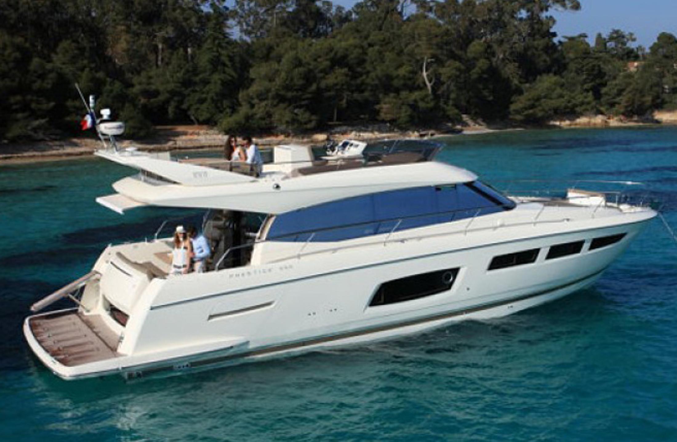 2015 Prestige 550 Power Boat For Sale Wwwyachtworldcom