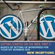 DIY Business Site