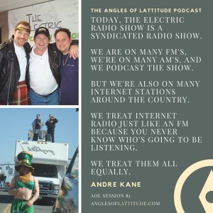 electric radio show