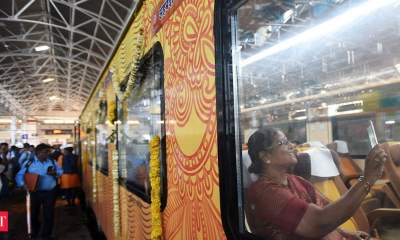 963 railway stations solarised, 550 more to get rooftop solar panels soon: Indian Railways