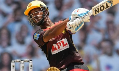CPL 2020: Akeal Hosein, Lendl Simmons Guide Trinbago Knight Riders To Final