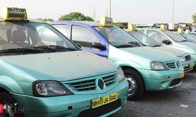 Meru Cabs launches office commute service