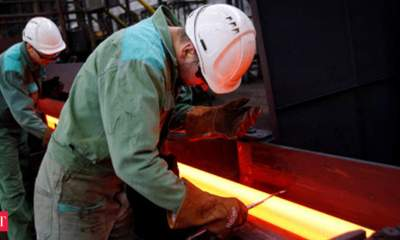 Secondary steelmakers to witness 12-15% decline in FY21, profitability to be hit by 100 bps: Crisil