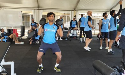 Australia vs India: Indian Team Clears COVID-19 Test In Australia, Begins Physical Training. See Pics