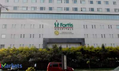 Fortis Healthcare Q2 results: Net profit declines 88% to Rs 15 cr