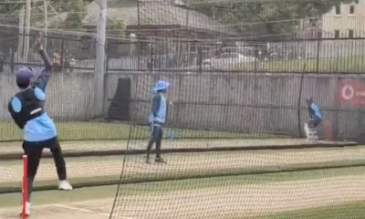 Australia vs India: Ravindra Jadeja Prepares For Boxing Day Test With Net Session. Watch