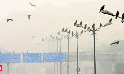 Commercial vehicles sans RFID tags won't be allowed entry in Delhi from Jan 1: Air quality panel