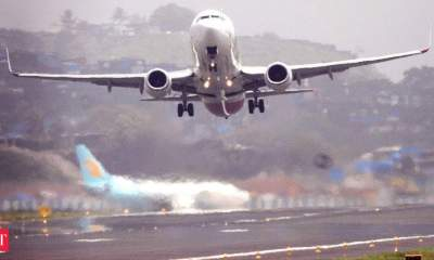 Domestic air passenger flown in November 20.7% up over October 20; down 50.9% y-o-y