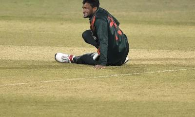 BAN vs WI: Shakib Al Hasan Says Groin Doesnt Look Alright But Need To Wait For 24 Hours