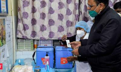 COVID-19 vaccine to be given to people in Delhi for free once it arrives: Health Minister Jain