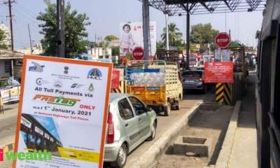 Government extends deadline for use of FASTag till February 15