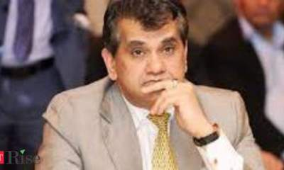 India must remain an integral part of global economy: Niti Aayog CEO Amitabh Kant
