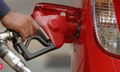 Petrol sales up 9.3 percent in December; diesel down 2.8 percent, jet fuel by 41 percent