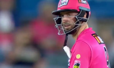 Sydney Sixers vs Perth Scorchers: Michael Vaughan Reacts After Andrew Tyes Wide Ball Denies James Vince A Century In Qualifier