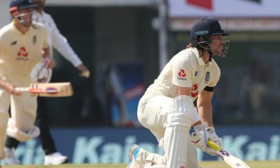 India vs England: Englands Management Remind Rory Burns Of His