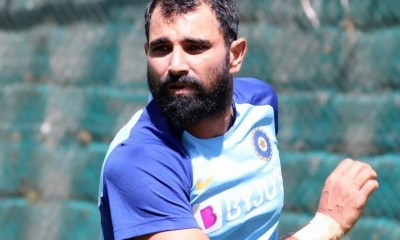 Mohammed Shami Resumes Training, Likely To Be Available For 3rd Test Against England, Says Report