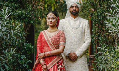 Rajasthan Royals Pacer Jaydev Unadkat Gets Married, Wishes Pour In On Social Media
