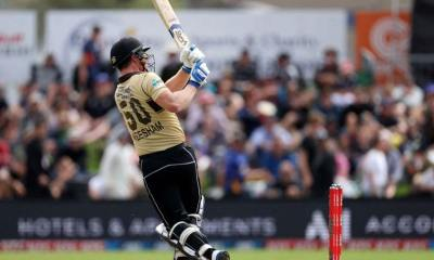 Jimmy Neesham, Martin Guptill Shine As New Zealand Edge Australia In High-Scoring Thriller