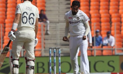 India vs England, 4th Test: Enjoyed Joe Roots Dismissal As I Set Him Up, Says Mohammed Siraj