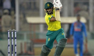 Temba Bavuma Named South Africa ODI, T20I Captain, Dean Elgar Appointed Test Captain