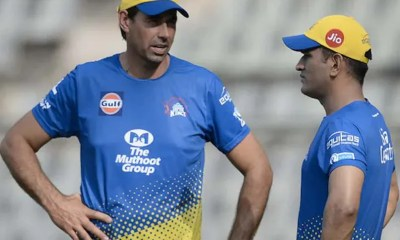 Chennai Super Kings Head Coach Stephen Fleming Gives Update On MS Dhoni's Parents' Health   Cricket News