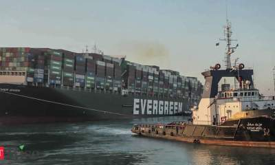 Ever Given held in Suez Canal as talks continue over $916 mn claim