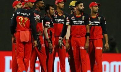 RCB vs RR IPL 2021 Live Score: Royal Challengers Bangalore Juggernaut Up Against Rajasthan Royals In Mumbai
