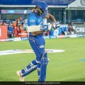 IPL 2021: Rohit Sharma Bats For Noble Cause With Save the Rhino Message; Kevin Pietersen Applauds
