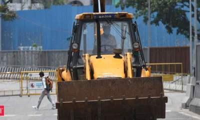 JCB India temporarily suspends operations for 10 days due to rise in COVID-19 cases