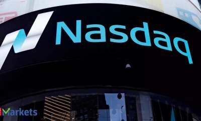 Nasdaq opens lower as tech stocks weigh