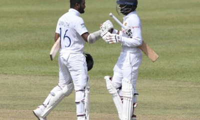 SL vs BAN, 2nd Test, Day 1: Dimuth Karunaratne, Lahiru Thirimanne Hit Centuries As Sri Lanka Dominate Opening Day