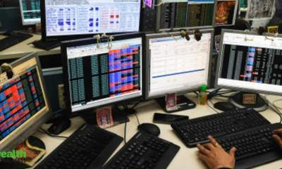Sensex up 68% in FY21, highest rise in 10 years