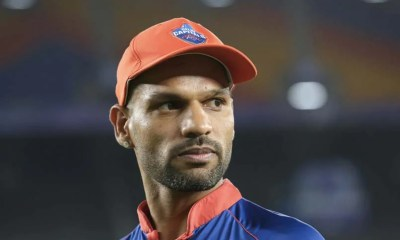 Shikhar Dhawan To Donate Rs 20 Lakh, Money From Post-Match IPL Awards To