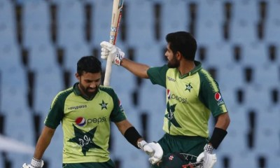 South Africa vs Pakistan 3rd T20I: Babar Azam Slams Century As Pakistan Beat South Africa In Decider