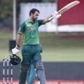 Fakhar Zaman Scores Back-To-Back Centuries As Pakistan Edge South Africa In Series Decider