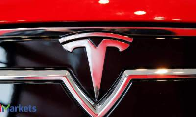 Tesla posts record deliveries in first quarter, beats estimates
