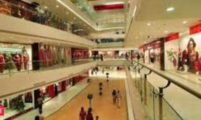 COVID-19: Shopping mall owners' income dips around 50 pc in FY21 on rental waiver