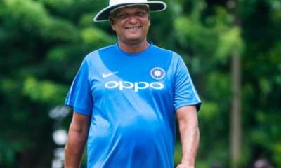 Former Womens Cricket Coach WV Raman Alleges Smear Campaign Against Him
