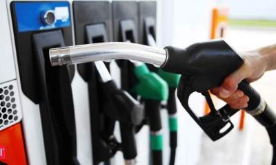 Fuel prices rise sharply again after day's break