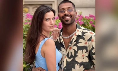 Hardik Pandya, Natasa Stankovic Light Up Internet With Their Latest Pic