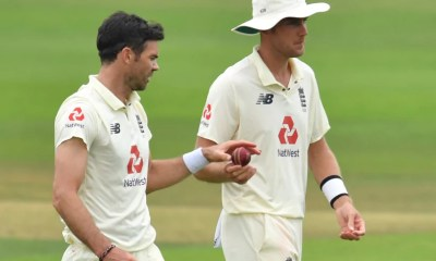 James Anderson Says England Might Rotate Players