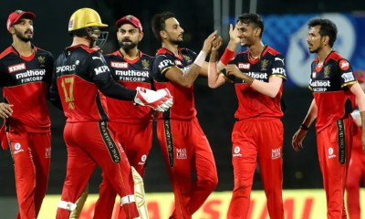 Watch: Royal Challengers Bangalore Share
