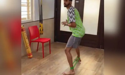 Watch: Shreyas Iyers Recovery From Injury A