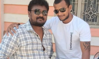 T Natarajan Has Special Post To Wish Brother On His Birthday   Cricket News