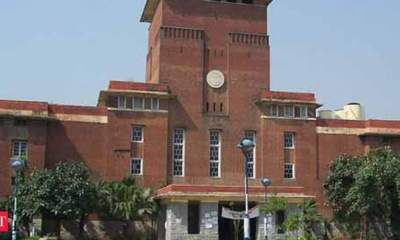 DU will adjust its admission process after cancellation of class 12 exams