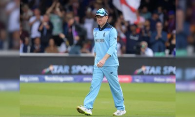 """Eoin Morgan Says Nothing Offensive About Use Of """"Sir"""" In Twitter Posts 