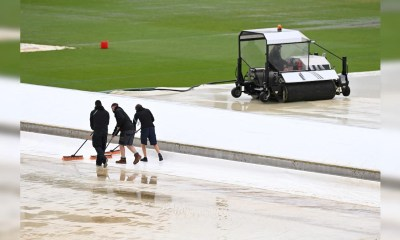 India vs New Zealand: Rain Washes Out Day 1 Of World Test Championship Final | Cricket News