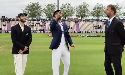 India vs New Zealand, WTC Final, Live Score, Day 2: New Zealand Captain Kane Williamson Wins Toss, Opts To Bowl vs India