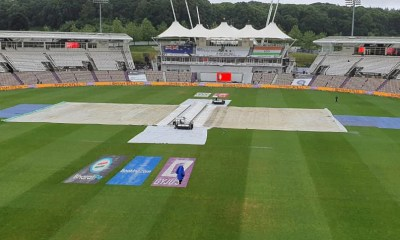 India vs New Zealand WTC Final Live Score: Rain Plays Spoilsport, No Play In 1st Session On Day 1